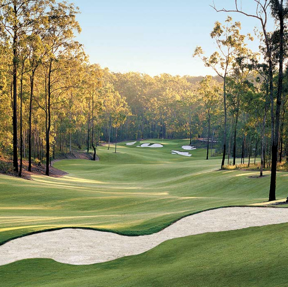 Brookwater Golf Club (member intro green fee payable)