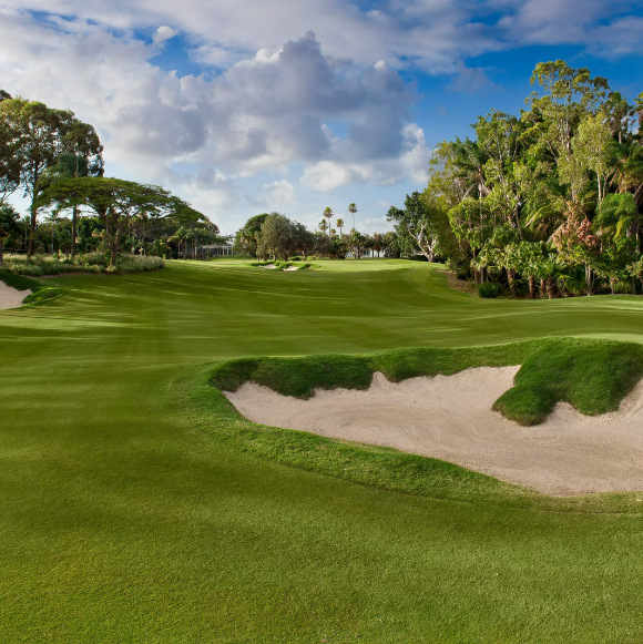Sanctuary Cove Golf & Country Club (member intro green fee payable)