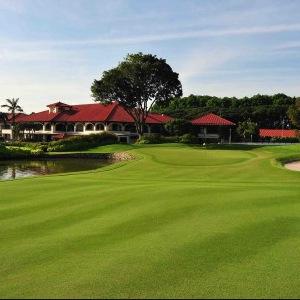 Tanah Merah Country Club (member intro green fee payable)